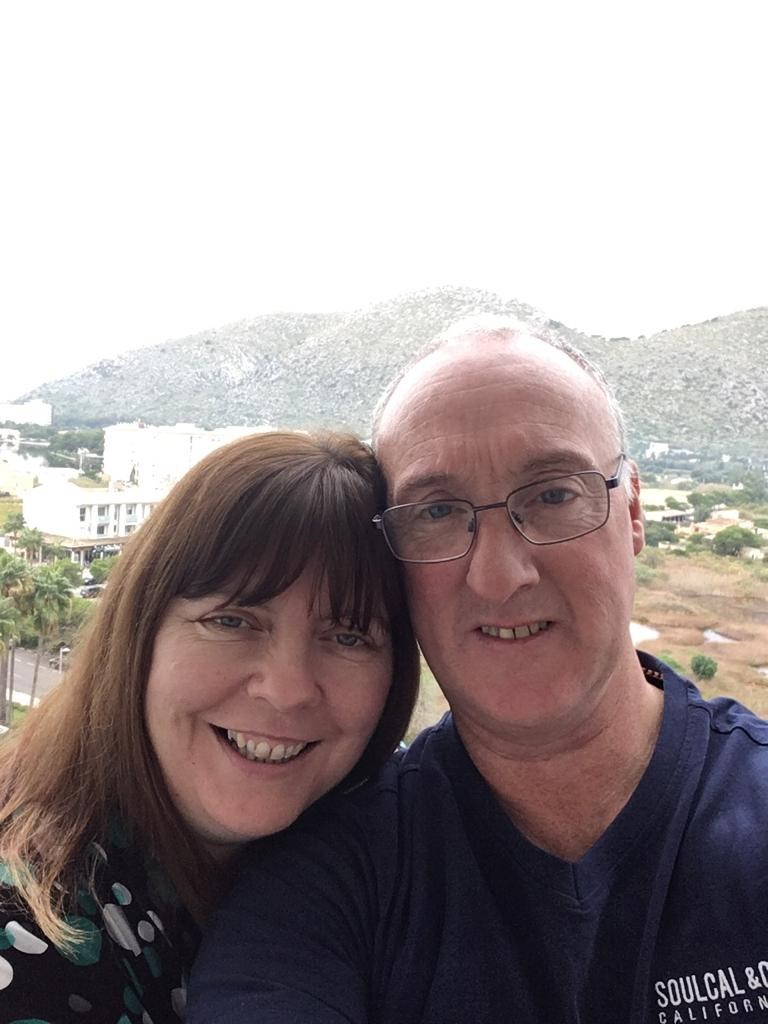 Couple celebrate 30 years at Invicta