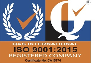 Invicta meets ISO standards