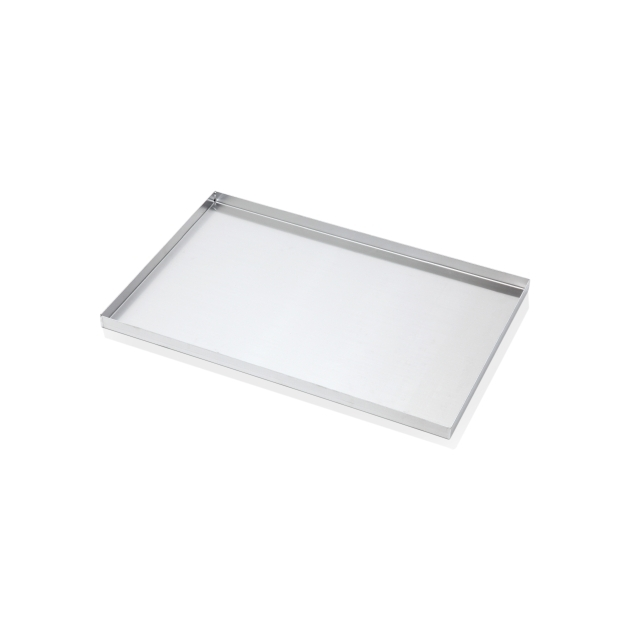 2mm Alum - Solid - 600x400mm - 4 Sides