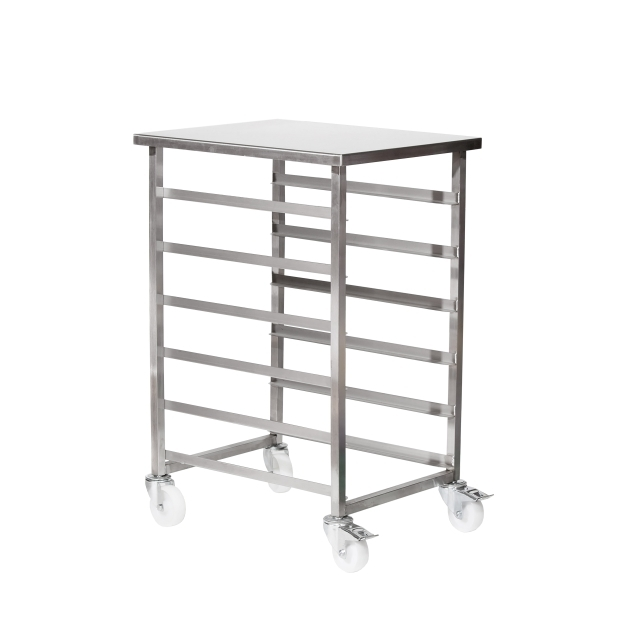 TT6 Racked Table Trolley