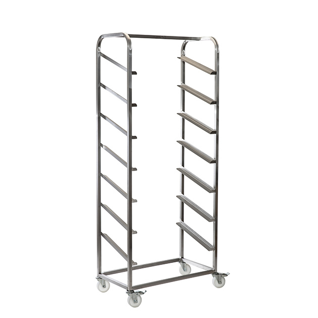 Display Rack - 7 Tray Capacity