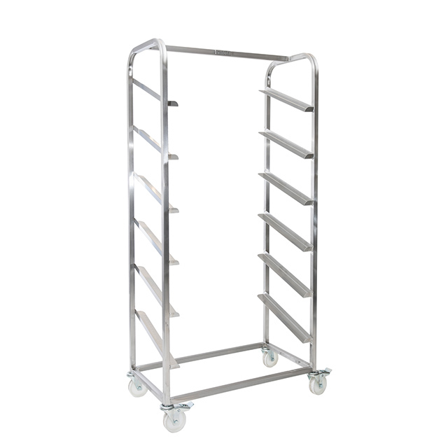 Display Rack - 6 Tray Capacity