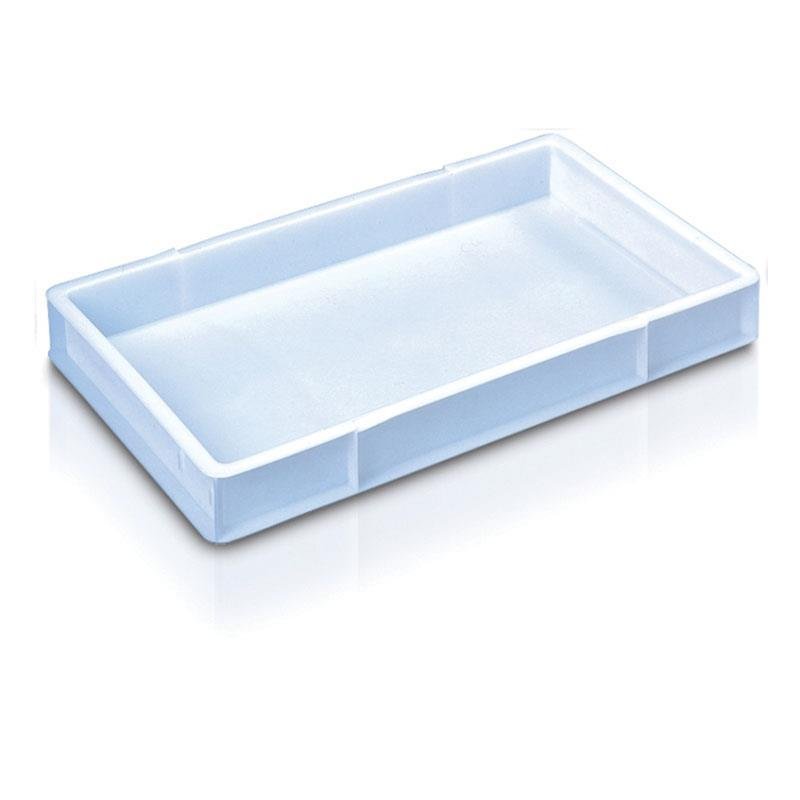 22-litre Bakery Tray with Solid Base and Solid Sides - 762mm x 457mm range