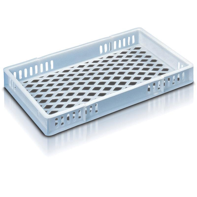22-litre Bakery Tray with Vented Base and Vented Sides - 762mm x 457mm range