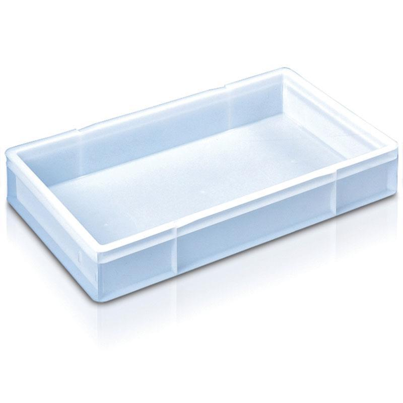 32-litre Bakery Tray with Solid Base and Solid Sides - 762mm x 457mm range