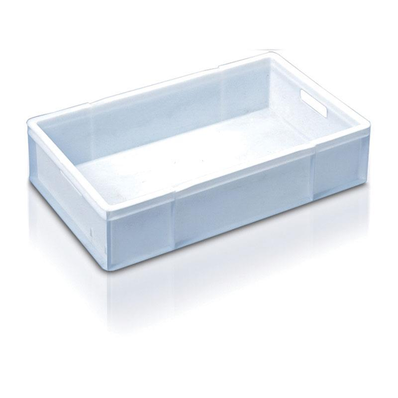 48-litre Bakery Tray with Solid Base and Solid Sides - 762mm x 457mm range