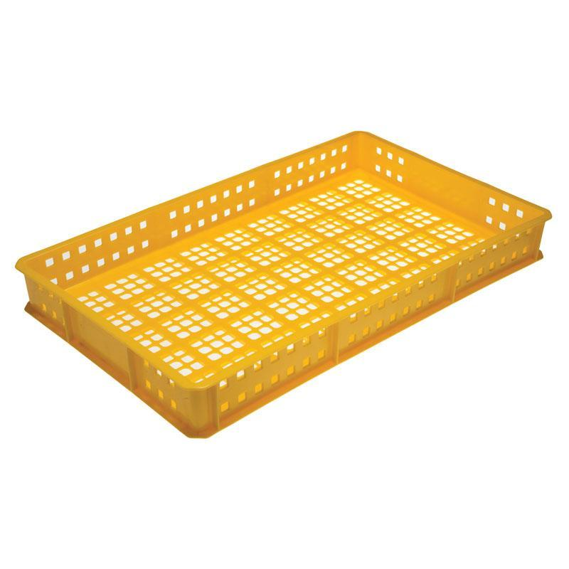 20-litre Bakery Tray with Mesh Base and Mesh Sides - 765mm x 455mm Range
