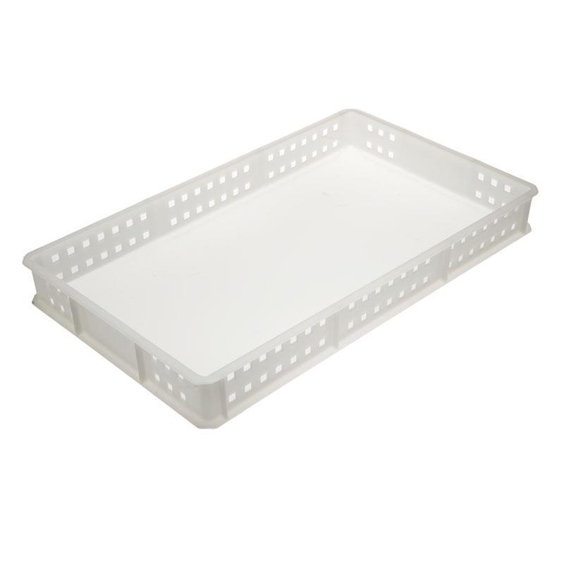 20-litre Bakery Tray with Solid Base and Mesh Sides - 765mm x 455mm Range