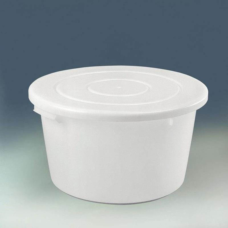 Plastic 65-litre Flat Bottom Bowl