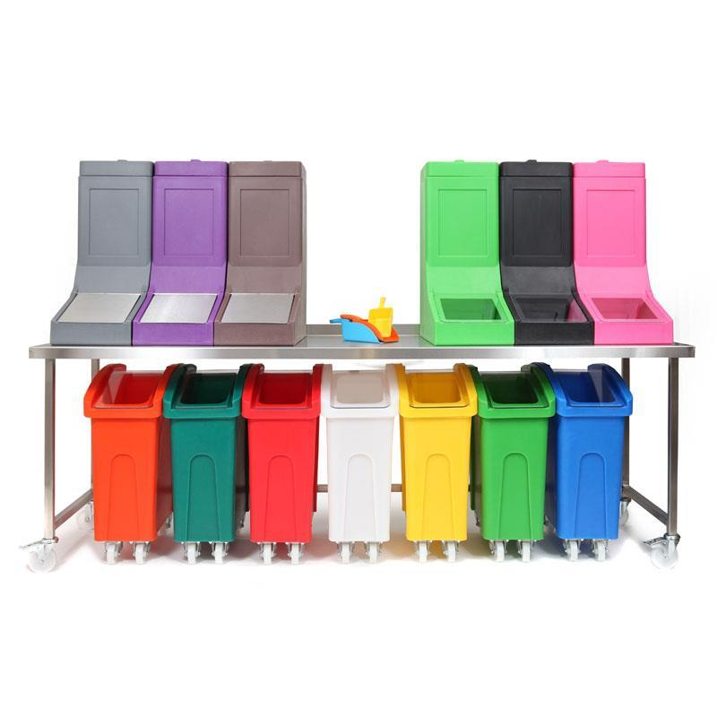 Mobile Dispense Bench