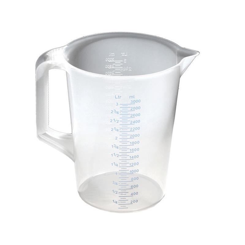 3000ml Translucent Jug