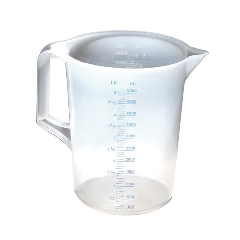 5000ml Translucent Jug