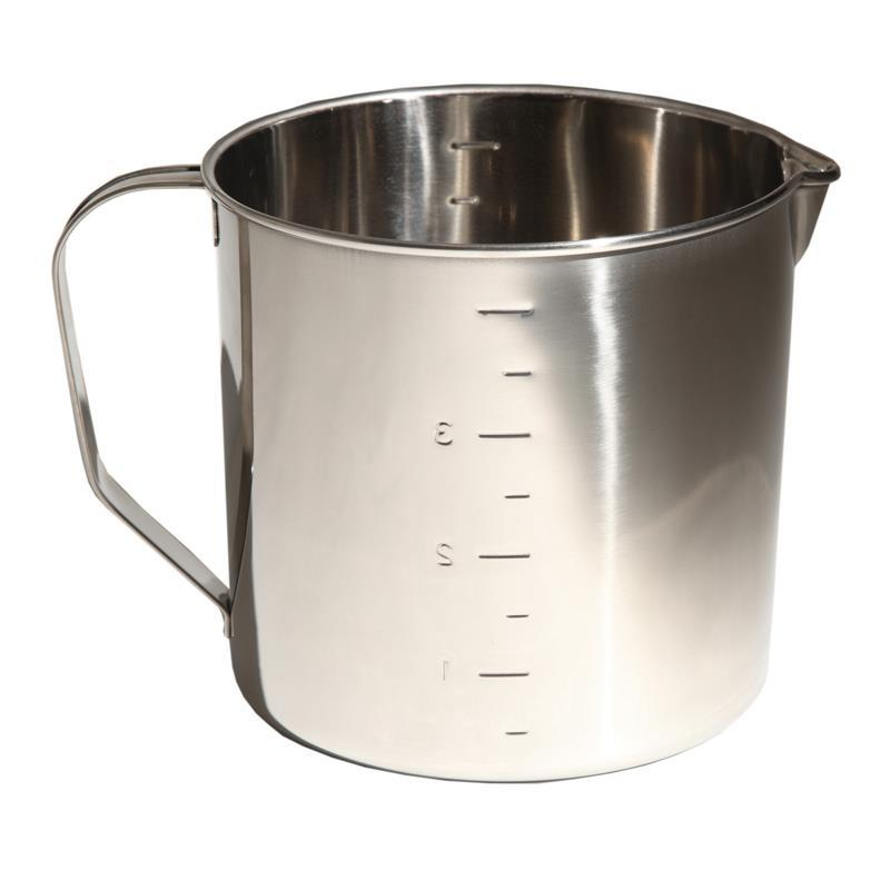 4000ml Stainless Steel Jug