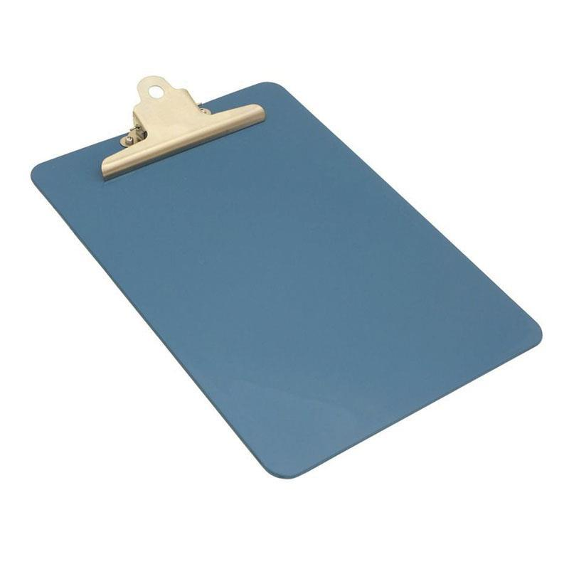 Detectable Plastic Clipboards