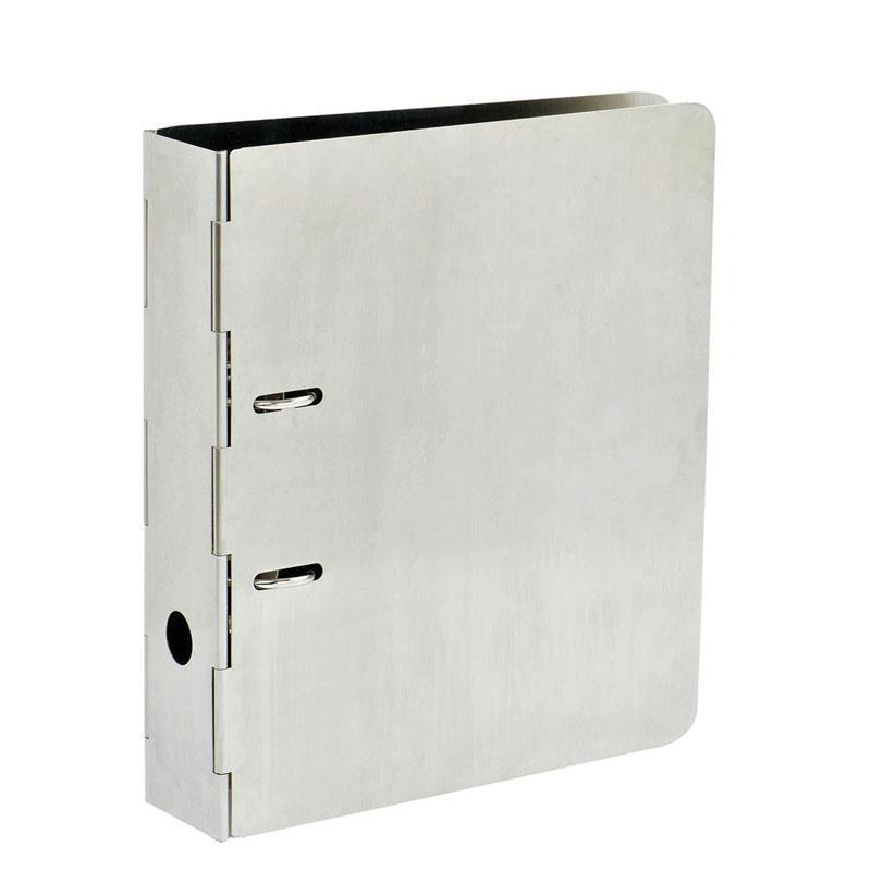 A4 Stainless Steel Lever Arch File